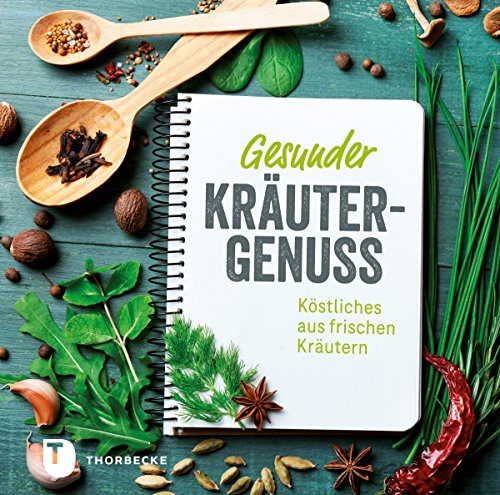 Gesunder Kräutergenuss: Köstliches aus frischen Kräutern (Salbei Basilikum)