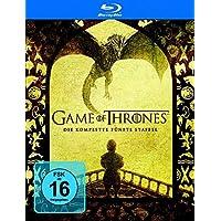 Game of Thrones: Die komplette 5. Staffel