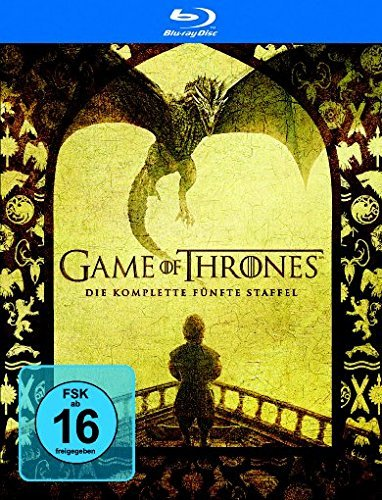 Bild von Game of Thrones: Die komplette 5. Staffel [Blu-ray]