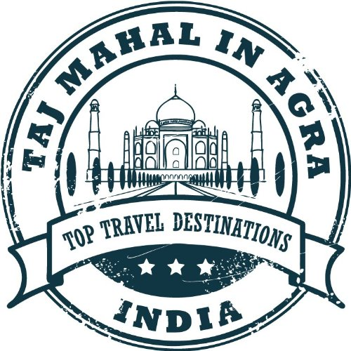 taj-mahal-india-agra-travel-destination-grunge-stamp-hochwertigen-auto-autoaufkleber-12-x-12-cm