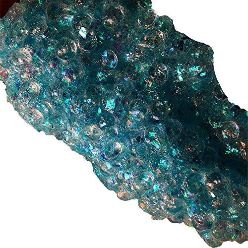 DIY Farbschlamm Dekor Schöne Farbe mischender Wolkenschlamm Wolken-Zuckerwatte-Schlamm scherzt Scented Stress Relief Schön Squeeze Lehm-Spielzeug