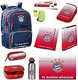 FC Bayern München Schulrucksack Set 15 tlg.