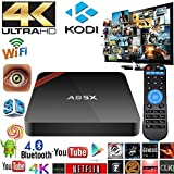 Vipwind Nexbox A95X Amlogic S905X 2GB/16GB 4K Android 6.0 TV Box Quad-Core 64bit 4K*2K TV Box XBMC H.265 DLNA Miracast WiFi Mini PC Kodi