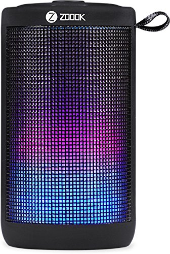 Zoook ZB-JAZZ Wireless Bluetooth Speaker For Mobiles / Tablets