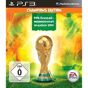 FIFA Fussball – Weltmeisterschaft Brasilien 2014 – Champions Edition – [PlayStation 3]