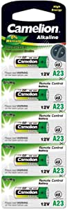 Camelion Batterie A23 12 0volt 5er Blister Alkaline Elektronik