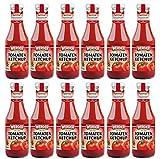 Werder Tomaten- Ketchup, 12er Pack (12 x 450 ml)