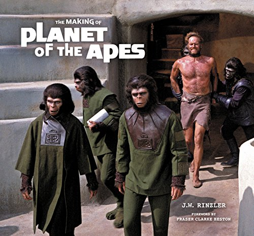 Complete Making Of The Planet Of The Apes por Rinzler Jonathan