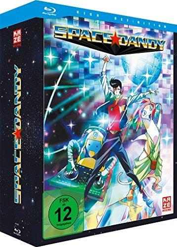 Space Dandy - 1. Staffel - Gesamtausgabe [Blu-ray]
