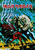 Iron Maiden: Iron Maiden - Number Of The Beast Flagge (Zubehör)
