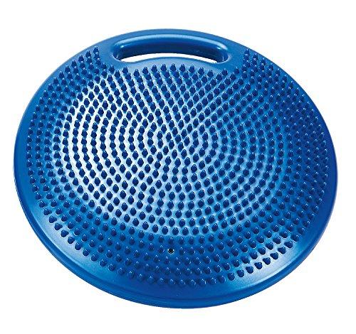 Movi Fitness MF508 Cuscino Pilates con Maniglia, Blu