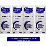 Aquasoft FC Advanced Facial Cream - vitamin e face cream and best hydrating moisturizer(pack of 4)100g