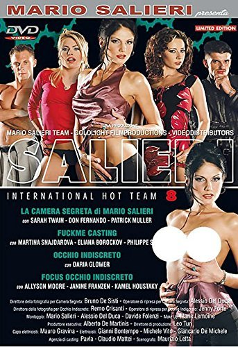 Salieri International Hot Team 8 (Mario Salieri - MS - 8. Ms-team