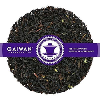 """N° 1396: Thé noir """"Cerise amaretto"""" - feuilles de thé - GAIWAN® GERMANY - thé noir d'Inde, Chine, morceauxd'amande, cerises"""