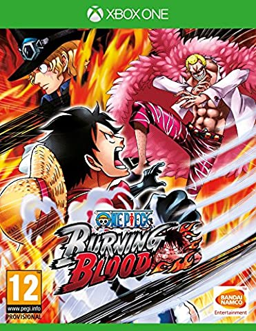 One Piece: Burning Blood (Xbox One)