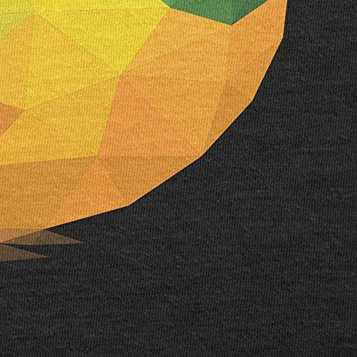 Texlab–Poligono Uccello–sacchetto di stoffa Nero