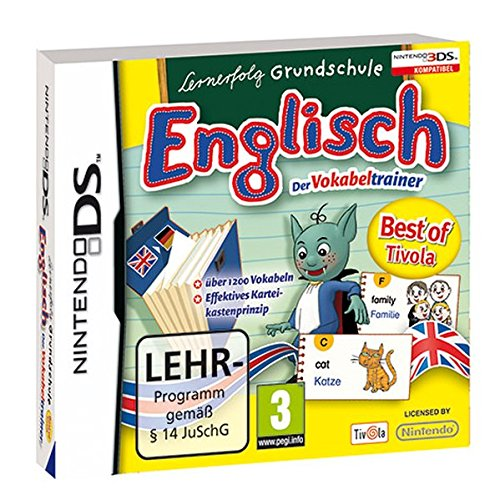 Best of Tivola: Lernerfolg Grundschule Englisch, der Vokabeltrainer