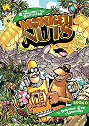 Monkey Nuts: The Diamond Egg of Wonders (DFC Library)