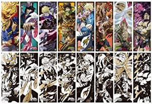 Bizarre Adventure Character Poster Collection BOX of JoJo (japan import)