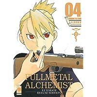 61N4in5JblS._AC_UL200_SR200,200_ Fullmetal alchemist. Ultimate deluxe edition (Vol. 4)