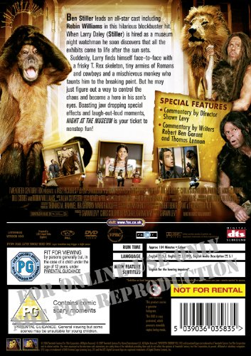 Image of Night At The Museum [DVD] [2006]