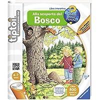 Ravensburger 00656 - Tiptoi Libro alla Scoperta del Bosco