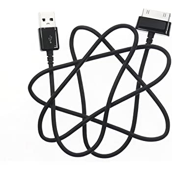 Samsung Usb To 30 Pin Charging Data Cable For Galaxy Tab Amazon Co