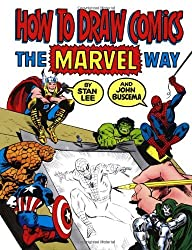How To Draw Comics The Marvel Way by Stan Lee (1984-09-14)