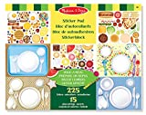 Melissa & Doug Sticker Pad - Make-a-Meal, 225+ - Best Reviews Guide