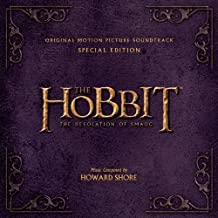 The Hobbit: The Desolation of Smaug: Original Motion Picture Soundtrack Special Edition by Howard Shore [Music CD] by Howard Shore (2013-08-03)