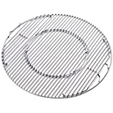 Weber Replacement Gourmet Hinged Grate Set for 57 cm BBQs