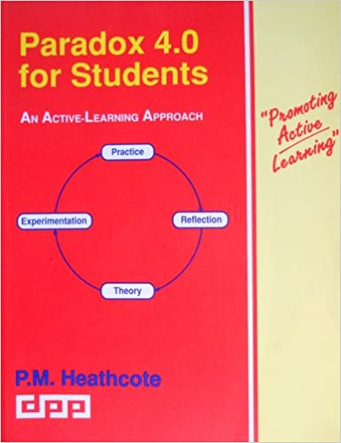 Book PARADOX 4.0 for Students: An Active Learning Approach (Promo active learning)