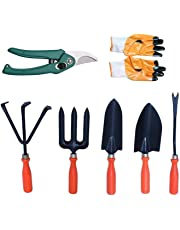 Truphe Gardening Tools Set With Cutter And Gloves