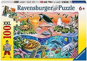 Ravensburger Beautiful Ocean Puzzle - Rompecabezas (Puzzle Rompecabezas, Animales, Niños, Beautiful Ocean, Niño/niña, 6 año(s))