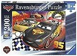 Ravensburger 12819 8 - Puzzle - Cars, sur La Piste de Course - 200 Pièces
