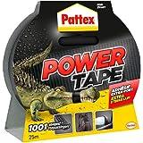 Pattex Power Tape 1669824 reparatietape in doos, 25 m, zwart