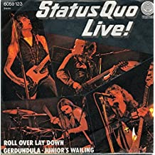 Roll over lay down (Live) / Gerundula (Live) / Junior's wailing (Live) / 6059 123