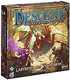 Asmodee HEI0603 - Descent 2 Edition: Labyrinth des Verderbens - Erweiterung