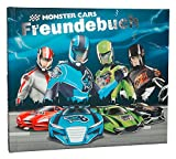 Freundebuch Monster Cars