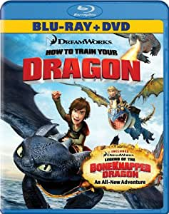 How to Train Your Dragon [Blu-ray] [2010] [US Import]