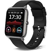 Smartwatch, Orologio Fitness Tracker Uomo Donna Smart Watch Sonno Cardiofrequenzimetro, Sportivo Activity Tracker…