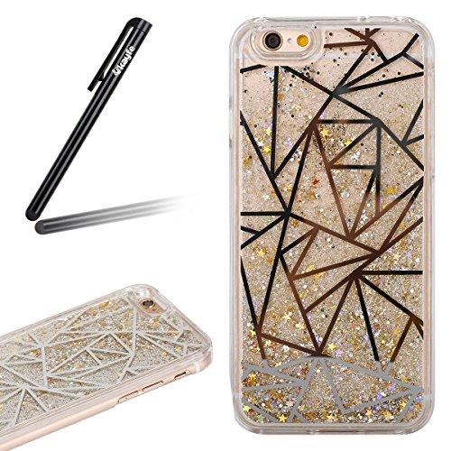paillette-coque-pour-iphone-se-5s-5-iphone-se-plastique-etui-transparent-silver-star-housse-coque-ha