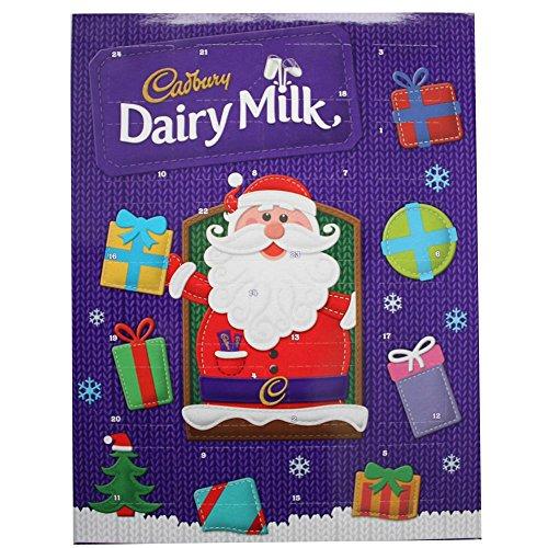 Cadbury Adventskalender