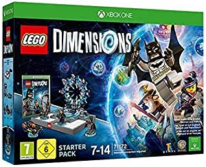 LEGO Dimensions – Starter Pack – [Xbox One]