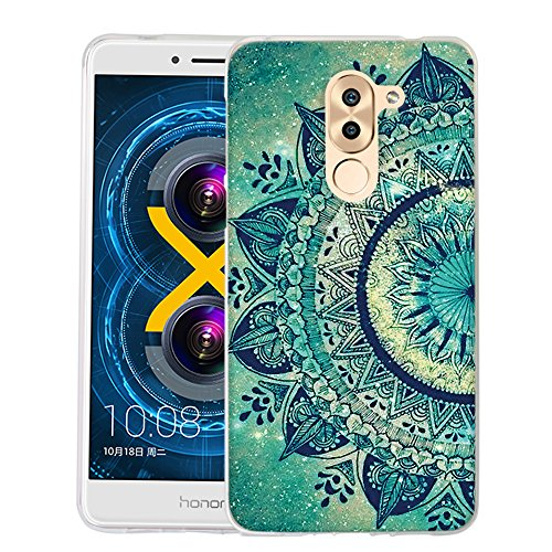 Dooki Silikon TPU Schützend Handy Hülle Zubehör Tasche Schutzhülle für Huawei Honor 6X