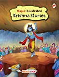 Krishna Tales - Maple Illustrated Story Book for Kids - Colourful Pictures