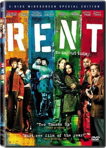 Rent (Widescreen Two-Disc Special Edition) by Rosario Dawson
