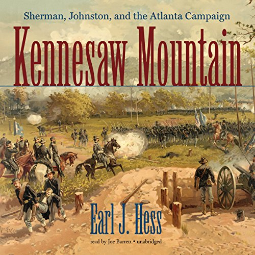 Kennesaw Mountain  Audiolibri