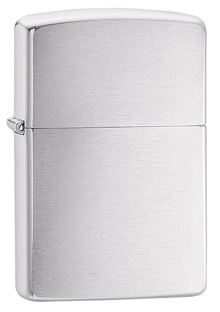 Zippo Chrome Lighters 1