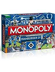 Monopoly Spiel Hamburger SV HSV
